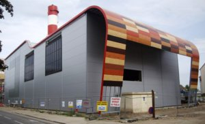 Process steam plant