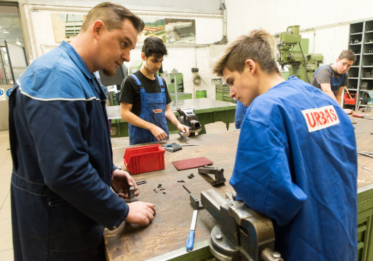 Apprenticeship Workshop Urbas Ruden